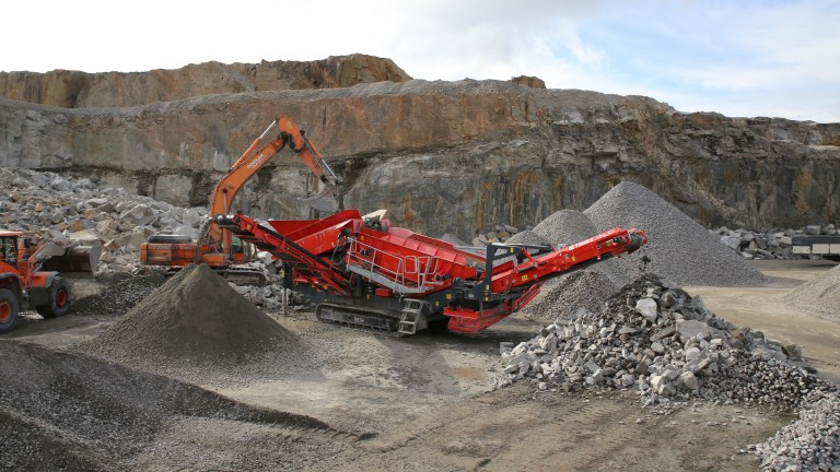 mining shaft shot application machines