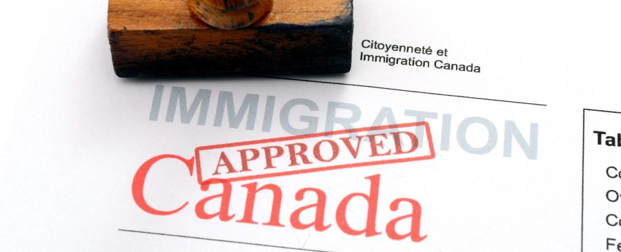 processing time paper application canadian permanent residency