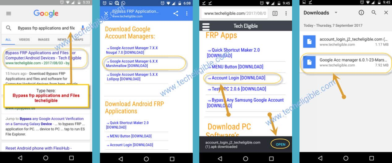 install samsung a5 application on laptop