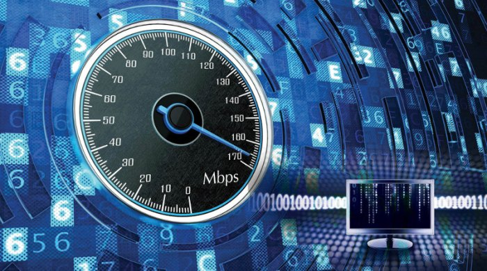 should the application work with slow network connections