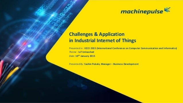 application of iot in business