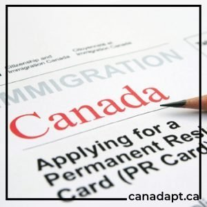 canada permanent residence application document checklist