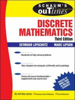discrete mathematics with applications 3rd edition answers