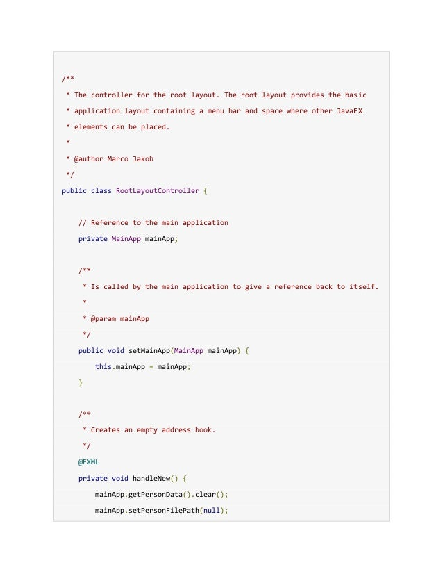 exit application on java fx