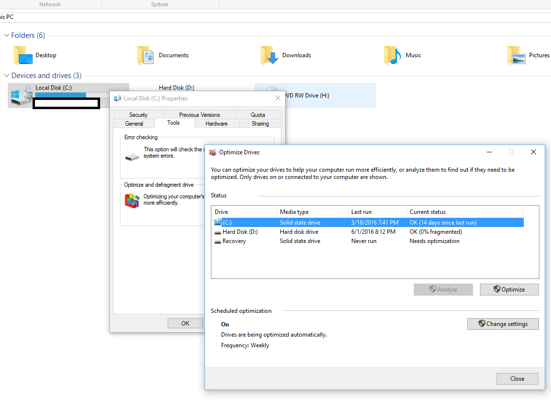 how to determin unnecessary applications windows 10