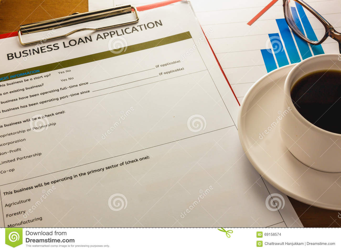 loan application for part time