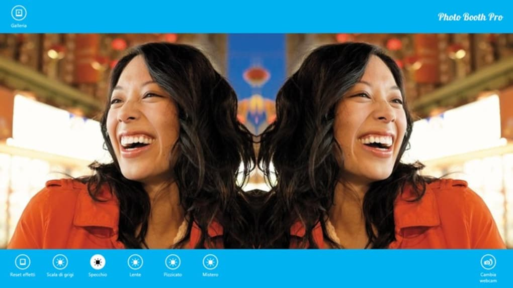 photo booth application for windows 8